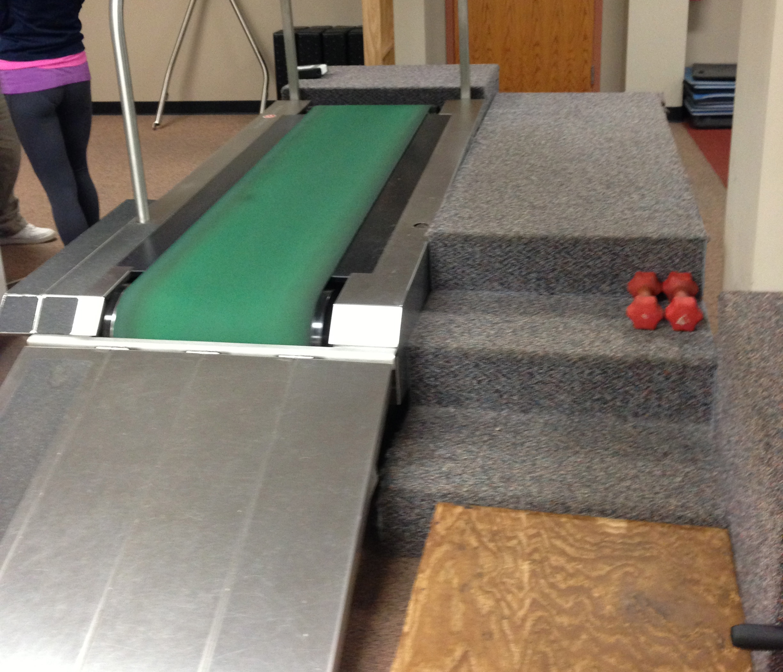 Athletic Republic Super Treadmill