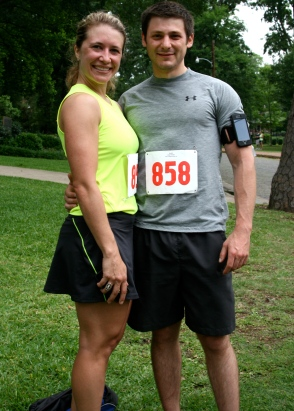 "Ash and Cody's ""Pancake Run"" 2012"