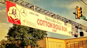 Race Recap — Cotton Row 10K 2013 & Memorial Day with HSV Friends!