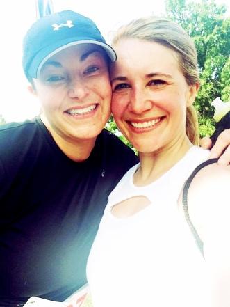 With Amelia