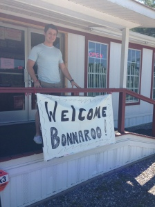 Welcome to Bonnaroo!