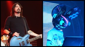"Favorites on Friday — Playlist Add: Foo Fighters ""Rope"" (deadmau5 Remix) and some Dave Grohl Fangirling"