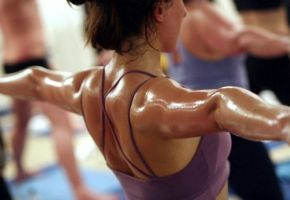 How Hot is Bikram Yoga? H-O-T