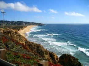 One Month Away:   Half Moon Bay (CA) HalfMarathon!